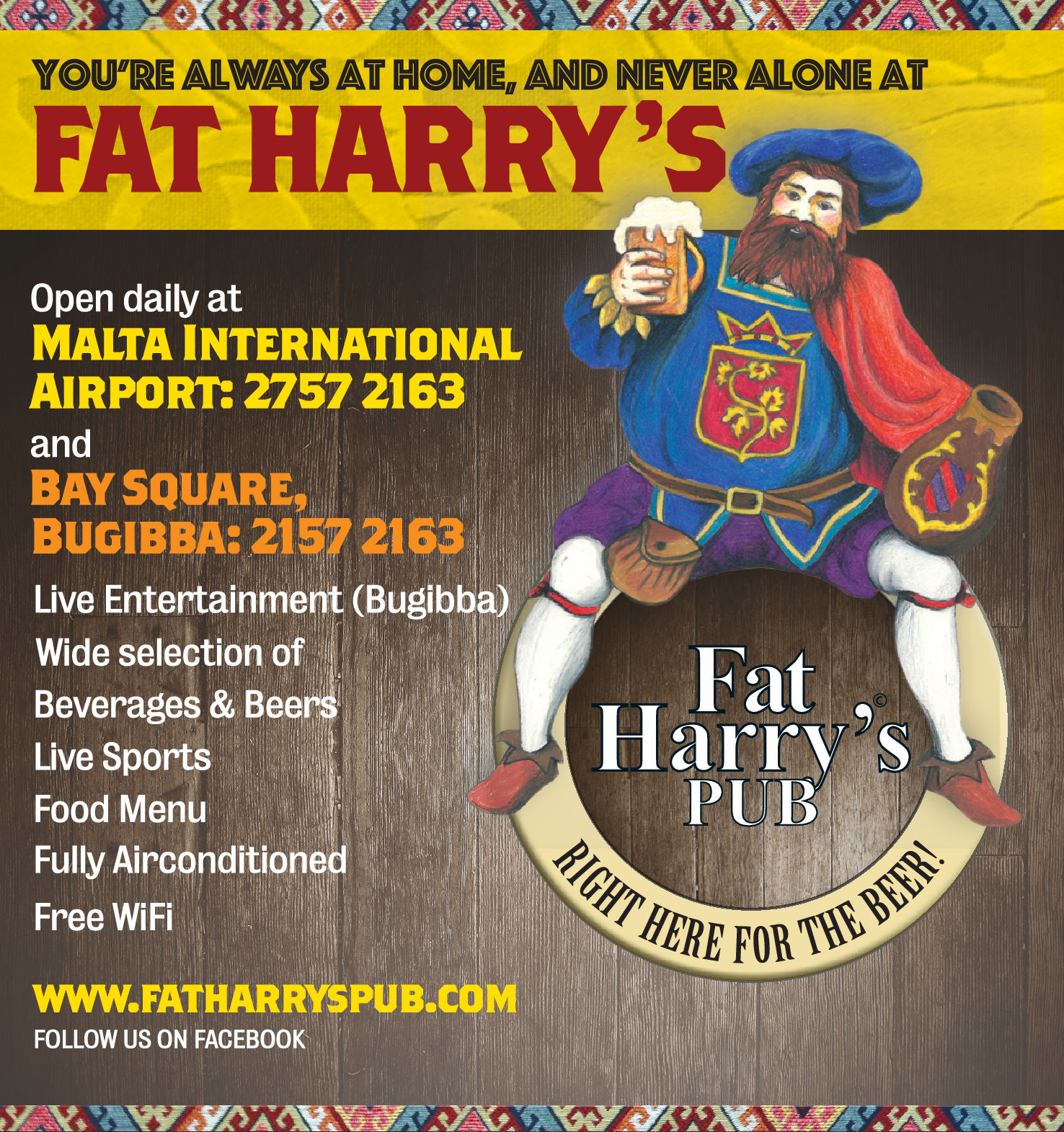 Fat Harry's Pub - Bars & Pubs