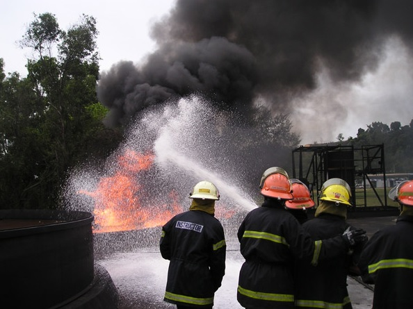 Target Safety Solutions Ltd - Fire Fighting & Safety Training