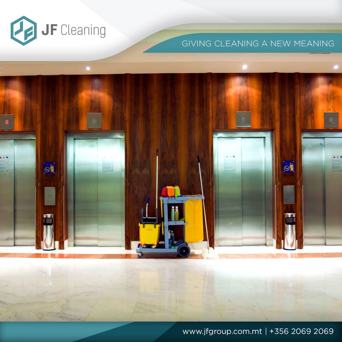 JF Cleaning Ltd - Cleaning Services-General