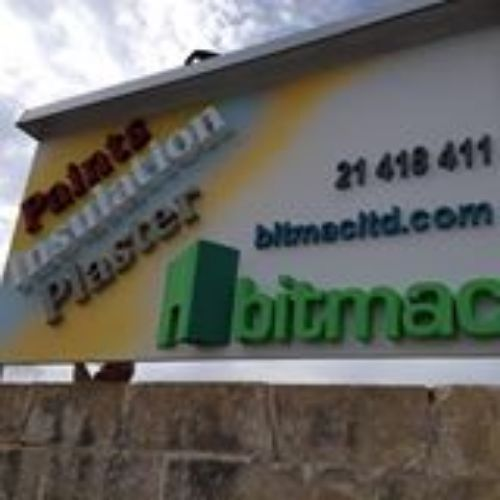 Bitmac Ltd - Paints-Domestic