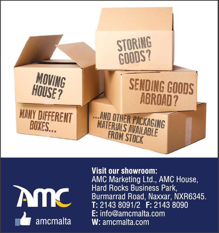 A M C Marketing Ltd - Boxes & Cartons-Corrugated